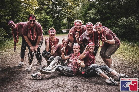 Muddy Angel Run Klinikum Freising